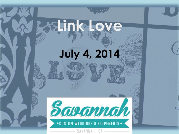 Links on wedding news, wedding vows, wedding ceremonies, Savannah GA