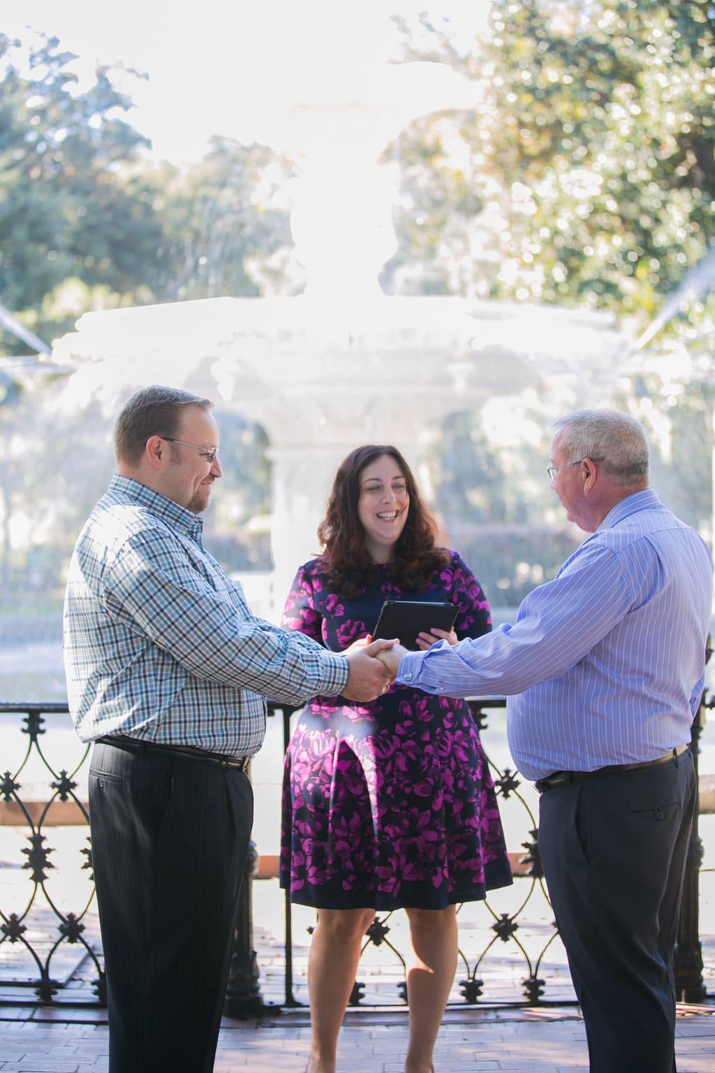 Same-Sex marriage in Savannah, GA
