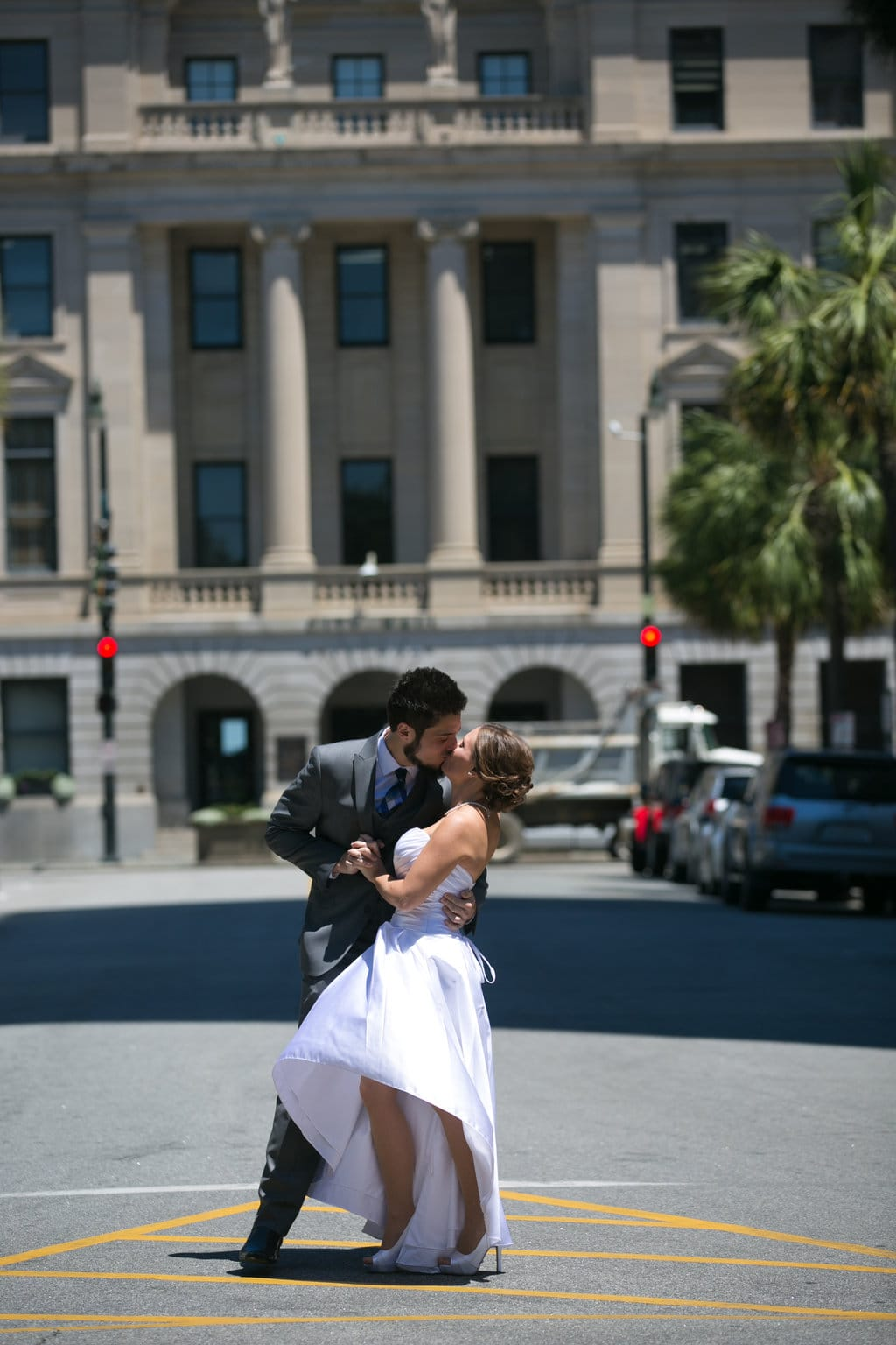 Romantic Wedding Photography in Savannah, GA