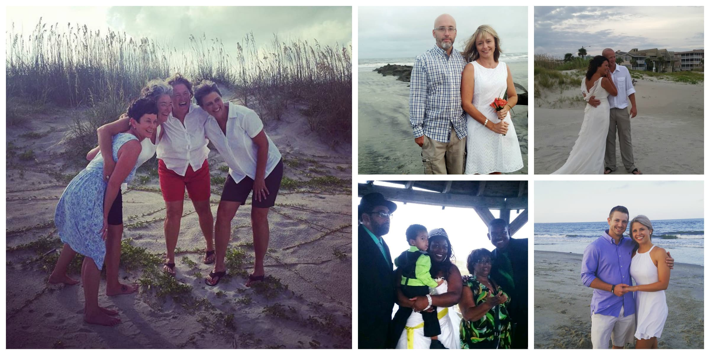 Weddings on Tybee Island, GA