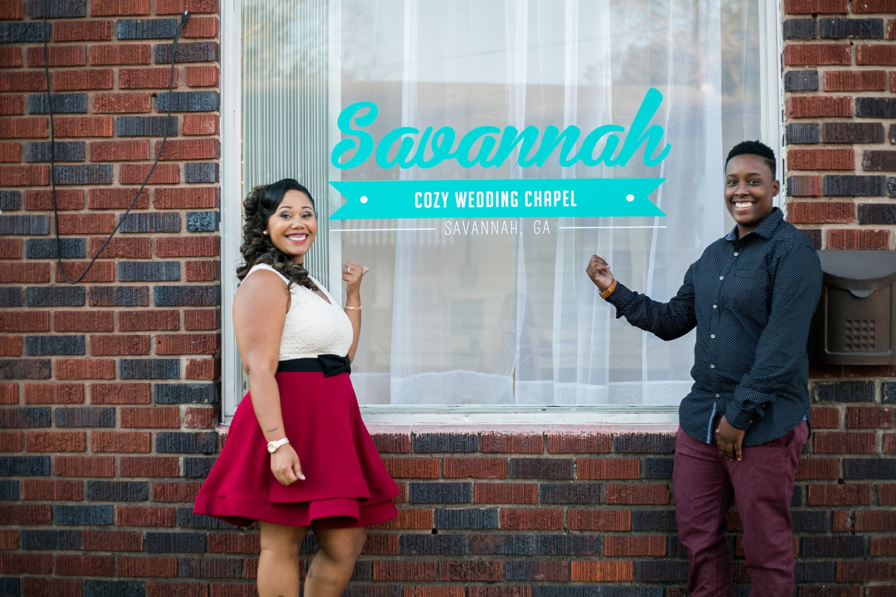 Savannah Cozy Chapel is located at 2421 Waters Avenue.