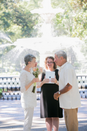 Forsyth Park Wedding, Summer 2016