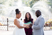 Forsyth Park Wedding, Fall 2017