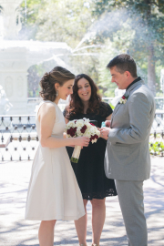 Forsyth Park Wedding, Spring 2016
