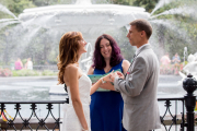 Forsyth Park Wedding, Summer 2017