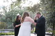 Forsyth Park Wedding, Winter 2015