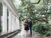 Forsyth Park Wedding, Winter 2017