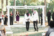 Crosswinds Golf Club Wedding, Fall 2016