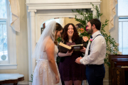 The Gingerbread House Wedding, Winter 2018