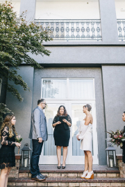 The Brice Hotel Wedding, Fall 2015