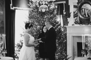 Olde Pink House Wedding, Winter 2016