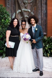 Mansion at Forsyth Park Wedding, Summer 2017