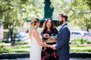 Lafayette Square Wedding, Spring 2017