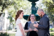 Lafayette Square Wedding, Fall 2017