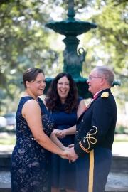 Lafayette Square Wedding, Fall 2016