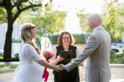 Orleans Square Wedding, Summer 2016
