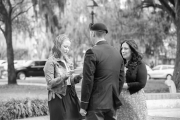 Orleans Square Wedding, Spring 2016