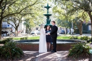 Lafayette Square Wedding, Winter 2018