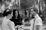 Orleans Square Wedding, Fall 2016