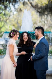 Orleans Square Wedding, Spring 2017