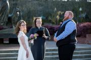 Morrell Park Wedding, Spring 2018
