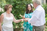 Monterey Square Wedding, Spring 2015