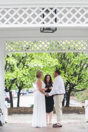 Crawford Square Wedding, Spring 2016