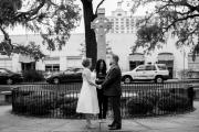 Emmet Park Wedding, Winter 2016
