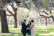 Daffin Park Wedding, Spring 2017