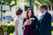 Telfair Square Wedding, Spring 2017