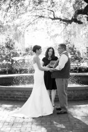 Johnson Square Wedding, Summer 2017