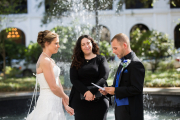 Johnson Square Wedding, Spring 2017