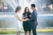 Daffin Park Wedding, Spring 2015