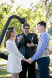 Emmet Park Wedding, Fall 2016