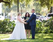 Warren Square Wedding, Fall 2017