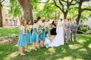 Greene Square Wedding, Spring 2016