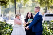 Warren Square Wedding, Fall 2017