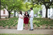 Calhoun Square Wedding, Spring 2015