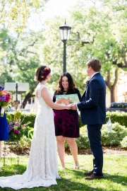 Telfair Square Wedding, Spring 2017