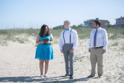 Tybee Island Wedding, Spring 2015
