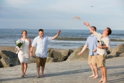 Tybee Island Wedding, Fall 2016