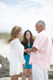 Tybee Island Wedding, Spring 2015