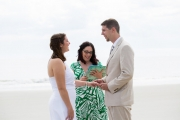 Tybee Island Wedding, Fall 2017
