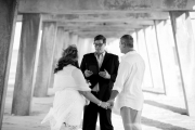 Tybee Island Wedding, Spring 2017