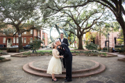 Troup Square Wedding, Fall 2017