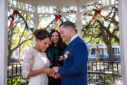 Whitefield Square Wedding, Winter 2016