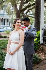 Whitefield Square Wedding, Fall 2017
