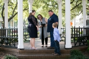 Whitefield Square Wedding, Fall 2016