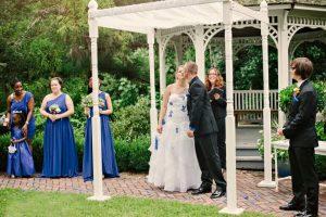 A Wedding Story: Dawn & Chad