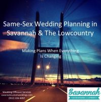 Same-Sex Wedding Planning in Savannah, The Lowcountry & Georgia